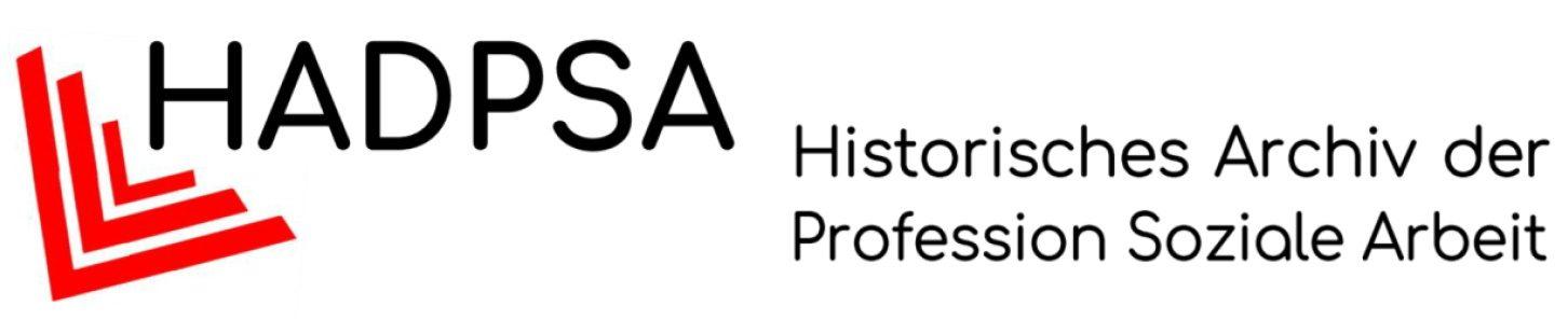 Historisches Archiv der Profession Soziale Arbeit